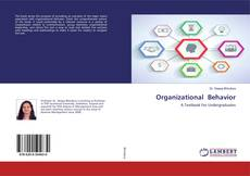 Organizational Behavior的封面