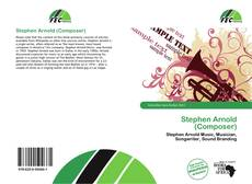 Bookcover of Stephen Arnold (Composer)