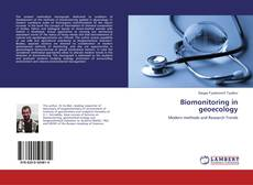 Bookcover of Biomonitoring in geoecology