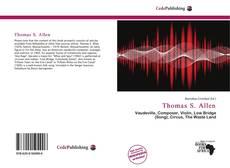 Bookcover of Thomas S. Allen