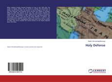 Bookcover of Holy Defense
