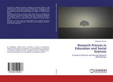 Borítókép a  Research Process in Education and Social Sciences - hoz