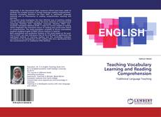 Teaching Vocabulary Learning and Reading Comprehension的封面