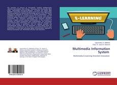 Bookcover of Multimedia Information System