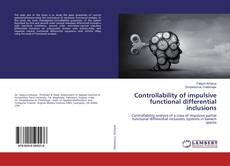 Capa do livro de Controllability of impulsive functional differential inclusions