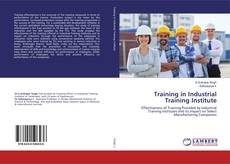 Couverture de Training in Industrial Training Institute