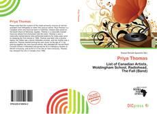 Bookcover of Priya Thomas