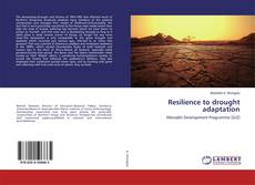 Bookcover of Resilience to drought adaptation