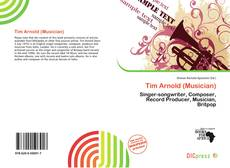 Tim Arnold (Musician) kitap kapağı