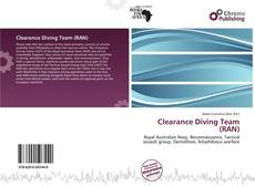 Bookcover of Clearance Diving Team (RAN)