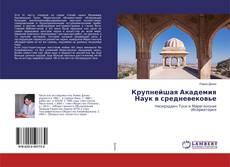 Bookcover of Крупнейшая Академия Наук в средневековье