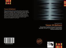 Portada del libro de Yasser Al-Qahtani