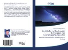 Bookcover of Statistische methoden voor het bepalen van kosmologische afstanden