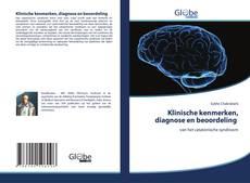 Klinische kenmerken, diagnose en beoordeling kitap kapağı
