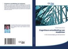 Borítókép a  Cognitieve ontwikkeling van studenten - hoz