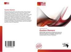 Couverture de Gaston Demers
