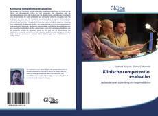 Buchcover von Klinische competentie-evaluaties