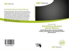 Couverture de 3rd Infantry Division (South Africa)
