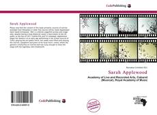 Bookcover of Sarah Applewood