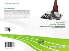 Copertina di Nicola Wheeler