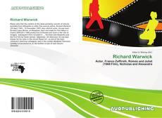 Richard Warwick kitap kapağı