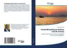 Обложка Instandhouding en beheer van de visserij