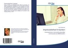 Bookcover of Impressiebeheer in banken