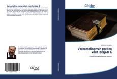 Bookcover of Verzameling van preken voor leesjaar C