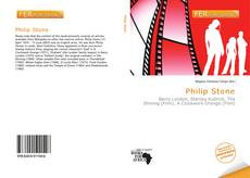 Bookcover of Philip Stone