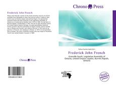 Bookcover of Frederick John French