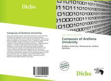 Portada del libro de Campuses of Arellano University