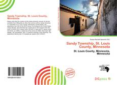 Capa do livro de Sandy Township, St. Louis County, Minnesota