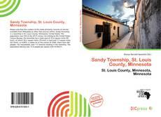 Sandy Township, St. Louis County, Minnesota kitap kapağı