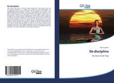 Buchcover von De discipline