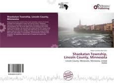 Обложка Shaokatan Township, Lincoln County, Minnesota