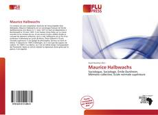 Bookcover of Maurice Halbwachs