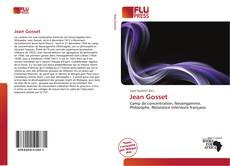 Bookcover of Jean Gosset