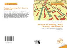 Bookcover of Russia Township, Polk County, Minnesota