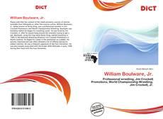 Copertina di William Boulware, Jr.