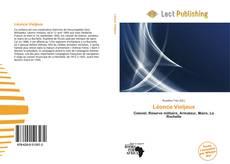 Portada del libro de Léonce Vieljeux