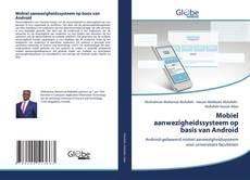 Обложка Mobiel aanwezigheidssysteem op basis van Android
