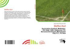Bookcover of Steffen Karl