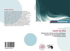 Обложка Justin de Viry