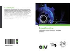 Bookcover of E-academy Inc.