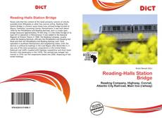 Copertina di Reading-Halls Station Bridge