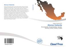 Bookcover of Alonso Valiente