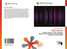 Bookcover of Tokyo Dome