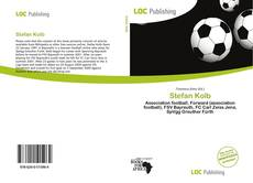 Bookcover of Stefan Kolb