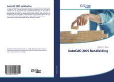 AutoCAD 2009 handleiding的封面