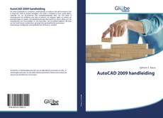 AutoCAD 2009 handleiding kitap kapağı